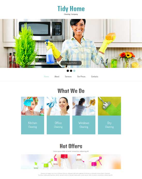 Free-HTML5-Theme-for-Cleaning-Company