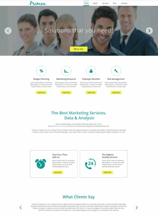 Free-Responsive-HTML5-Theme-Marketing-Agency